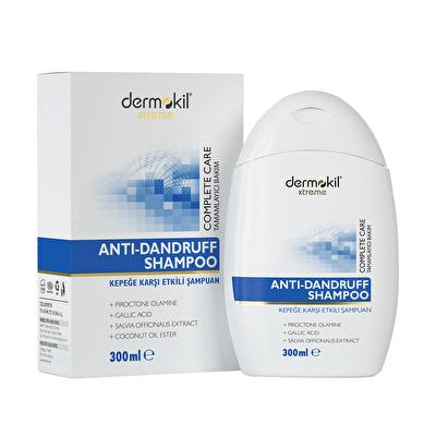 Antidandruff Kepeğe Karşı Etkili Şampuan 300 ml
