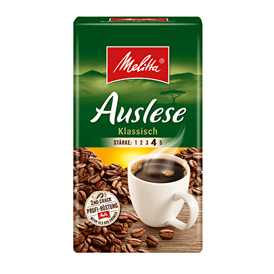 Auslese Classic Öğütülmüş Filtre Kahve 500  gr