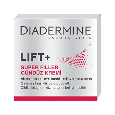 Lift+ Superfiller Gündüz Kremi 50ml