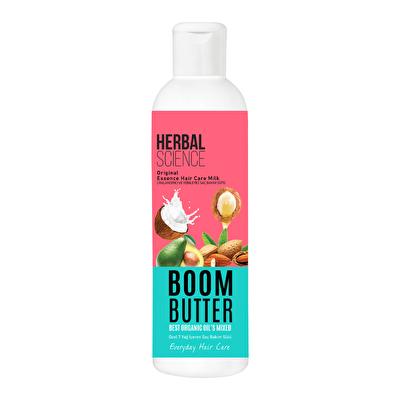Boom Butter Saç Bakım Sütü 250 ml