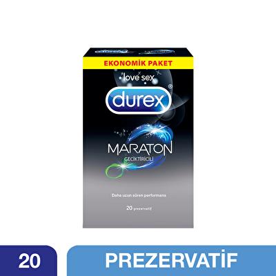 Maraton Prezervatif 20 Adet