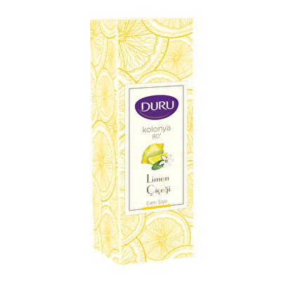 Limon Kolonya Cam Şişe 400 ml