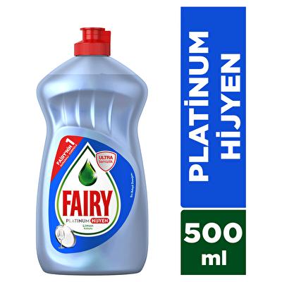 Platinum Limon Sıvı Bulaşık Deterjanı 500 ml