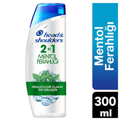 2in1 Mentollü Şampuan 300 ml