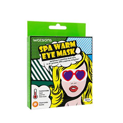 Spa Isıtıcı Chamomile Göz Maskesi 1 Adet