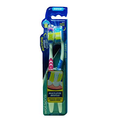 Clasic Deep Clean Diş FırçasıMedium 2 Adet