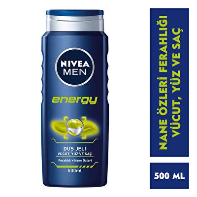 Energy Erkek Duş Jeli 500 ml