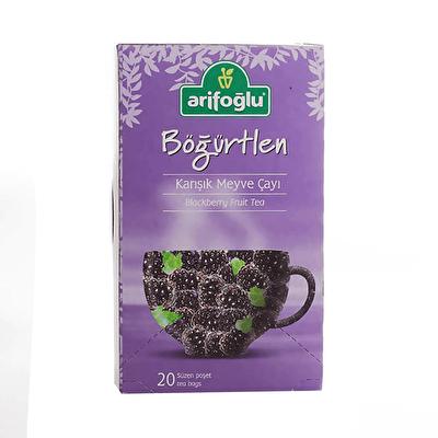 Böğürtlenli Poşet Çay 20 Adet