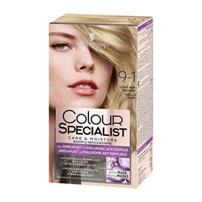 Colour Specialist Saç Boyası 9-1 Sarı Sandre 9-1