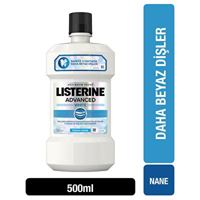 Advanced Whitening Ağız Suyu 500 ml