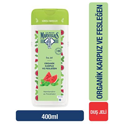 Organik Karpuz ve Fesleğen 400 ml