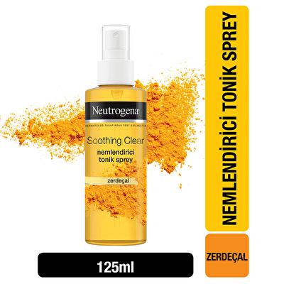 Soothing Clear Yüz Spreyi 125 ml