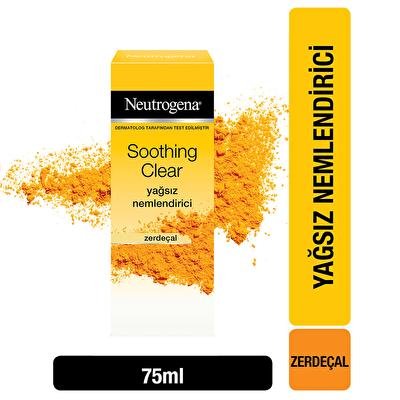 Soothing Clear Yağsız Nemlendirici 75 ml