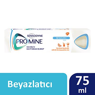 Promine Beyazlatıcı Diş Macunu 75 ml