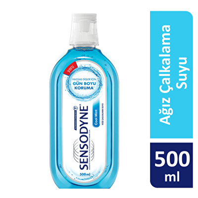 Cool Mint Ağız Suyu 500 ml