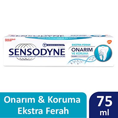 Onarıcı Koruma Extra Ferahlık Diş Macunu 75 ml