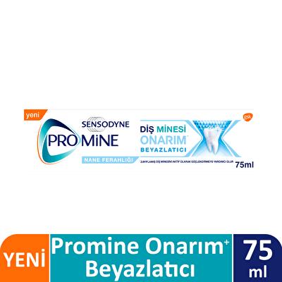 Promine Onarım Beyazlatıcı Diş Macunu 75 ml