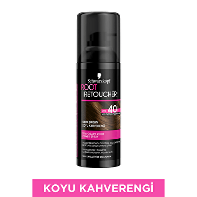 Root Retoucher Dark Brown 120 ml