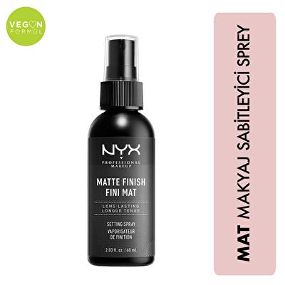 Makeup Setting Spray Matte