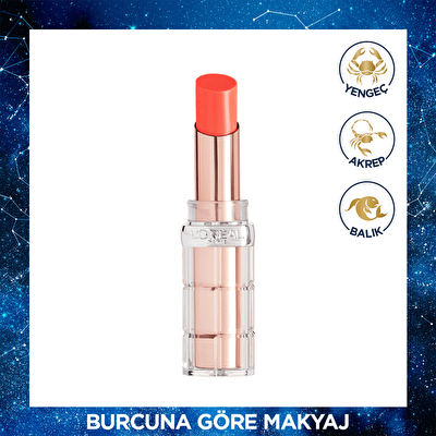 Color Riche Plump and Shine Ruj No: 101 Nectarine Plump