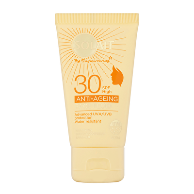 Anti Aging Face Fluid Spf 30+ 50ml