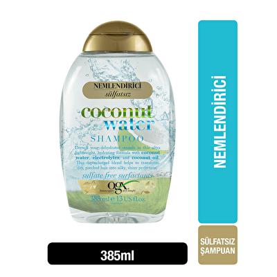 Nemlendirici Coconut Water Şampuan 385 ml