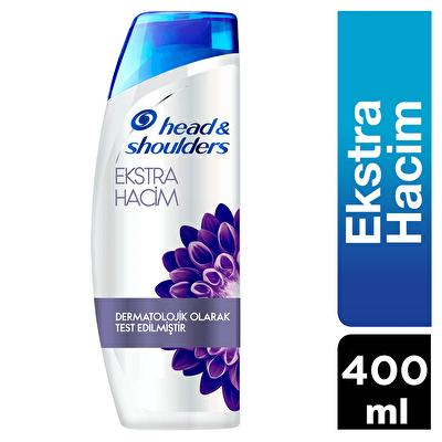 Ekstra Hacim Şampuan 400 ml
