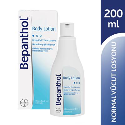 Losyon Normal ve Yağlı Ciltler 200 ml