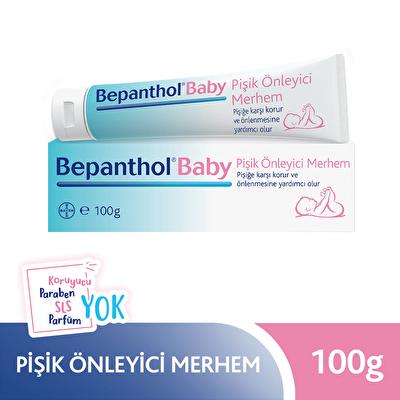 Baby Pişik Önleyici Merhem 100 gr