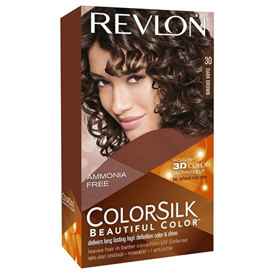 Colorsilk Saç Boyası Koyu Kahve