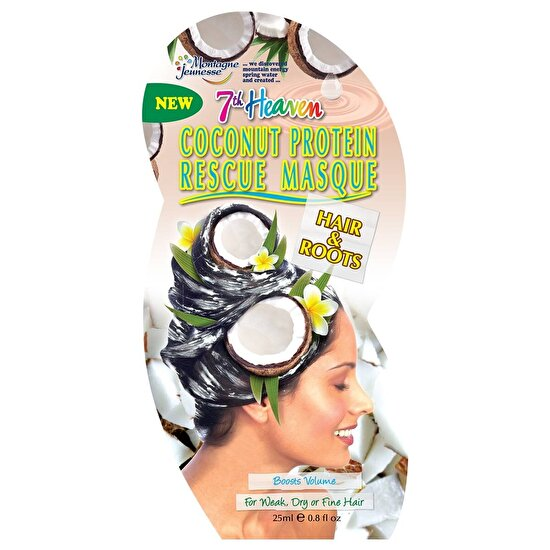 Coconut Protein Rescue Saç Maskesi 25 ml