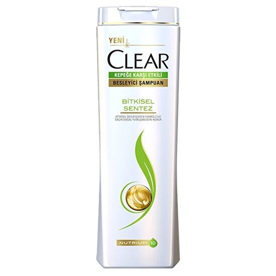 Bitkisel Sentez Kadın Şampuanı 550 ml
