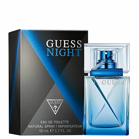 Guess Night Erkek Parfümü Edt 50 ml