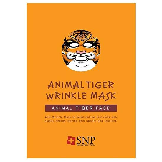 Animal Tiger Kırışıklık Giderici Maske 25 ml