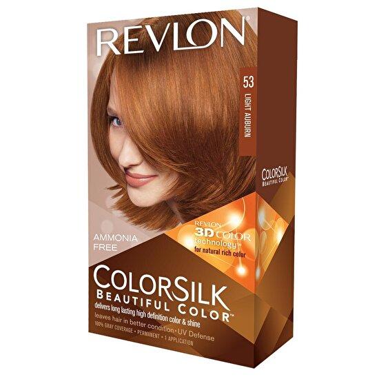 Colorsilk Saç Boyası Light Auburn 53