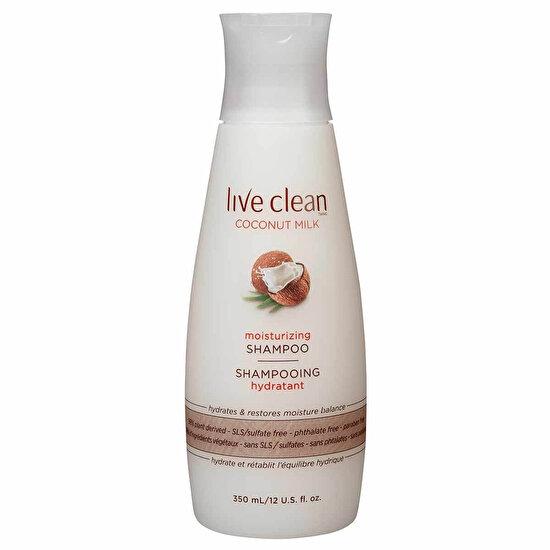 Coconut Milk Nemlendirici Şampuan 350 ml