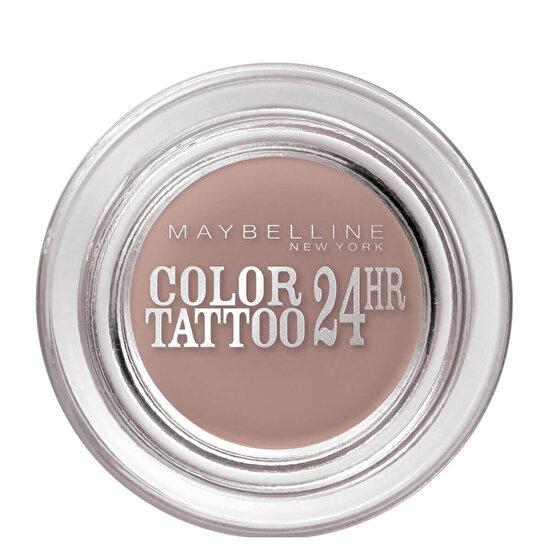 Color Tattoo 24H Creamy Mattes Göz Farı 98 Creamy Bej