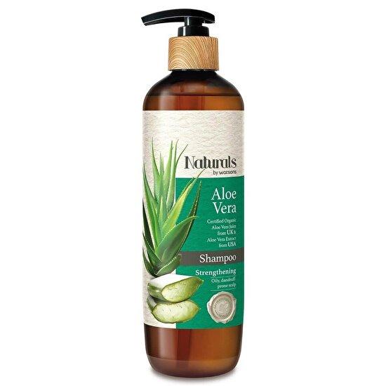Aloe Vera Şampuan 490 ml
