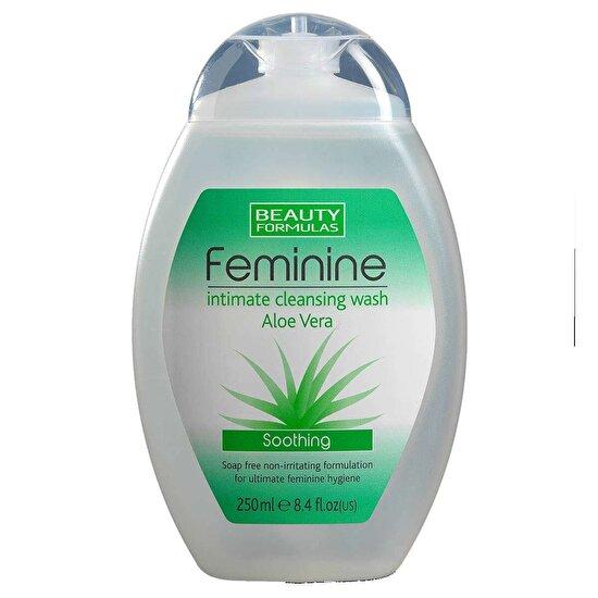 Intim Temizleme Sıvısı Aloe Vera 250 ml