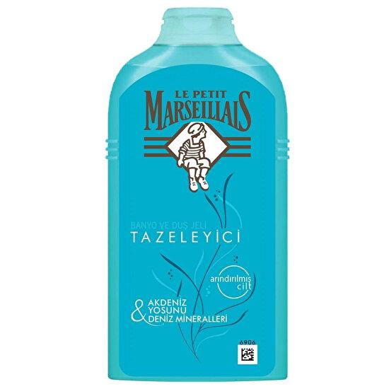 Tazeleyici Akdeniz Yosunu ve Beyaz Kil Duş Jeli 250 ml