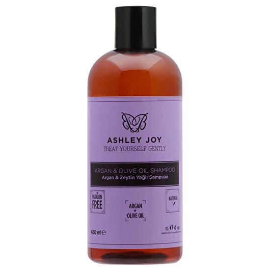 Argan & Zeytinyağlı Şampuan 400 ml