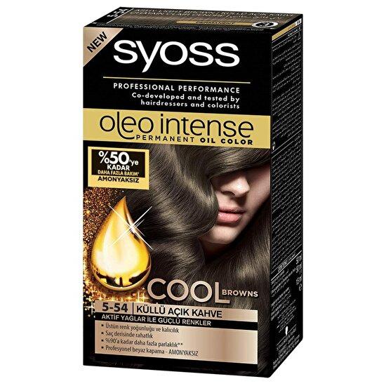 Oleo Saç Boyası 5-54