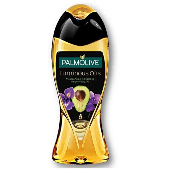 Luminous Oils Avokado Yağı ve İris Özlü Duş Jeli 500 ml