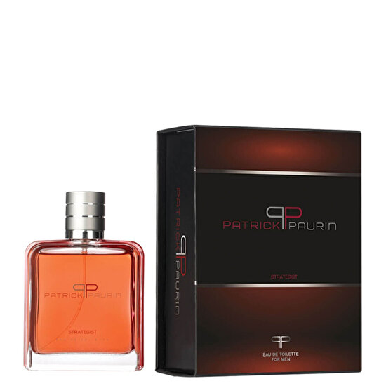 Strategist Erkek Parfüm Edt 100 ml