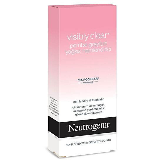 Visibly Clear Pembe Yağsız Nemlendirici 50 ml