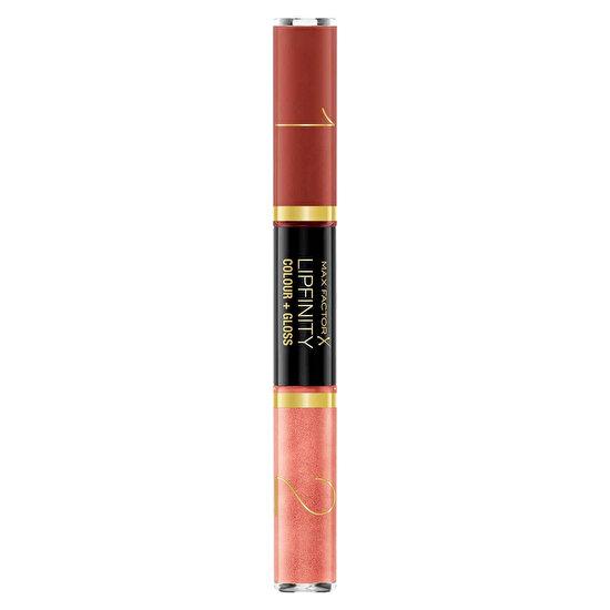 Lipfinity Lipgloss Ruj Color & Gloss No. 630