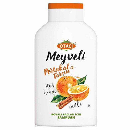 Meyveli Portakal Tarçın Şampuan 400 ml