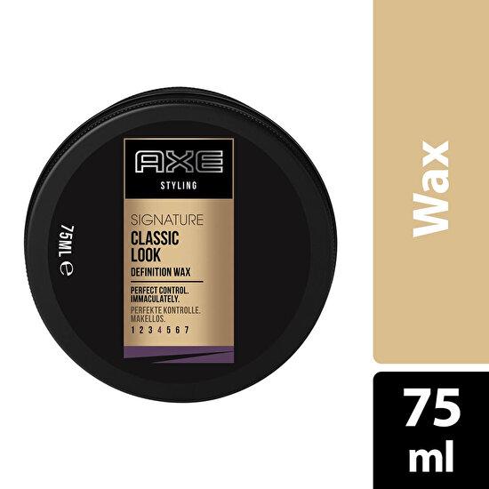 Signature Classıc Look Wax 75 ml