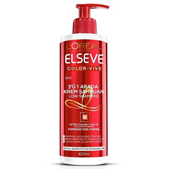 resm Color-Vive 3'ü 1 Arada Krem Şampuan