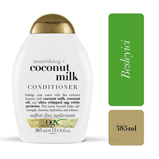 Besleyici Coconut Milk Bakım Kremi 385 ml